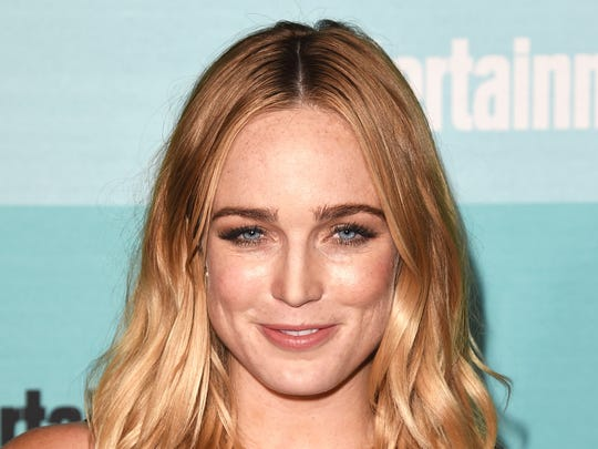 """Actress Caity Lotz from """"Legends of Tomorrow"""" will appear at Phoenix Comicon."""