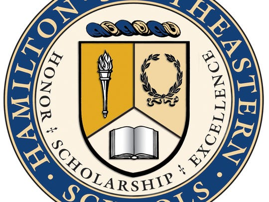 Hamilton Southeastern Schools' previous logo