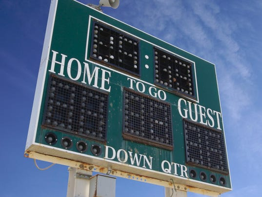 High School Scoreboard