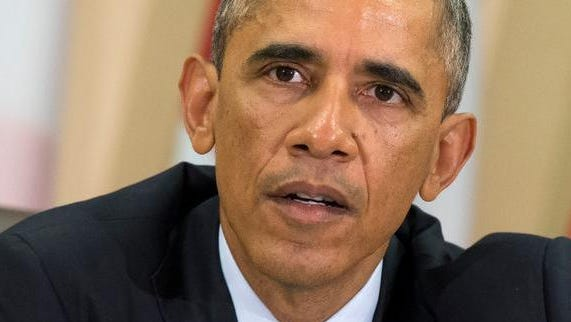 President Barack Obama is planning a major campaign push in seven governor's races, where Democrats' prospects are looking up, while largely avoiding the party's tougher challenges in the Senate as midterm elections approach.