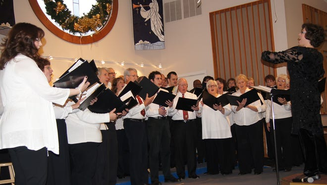 The Huron Valley Community Chorus is inviting folks to sing away the winter blahs.