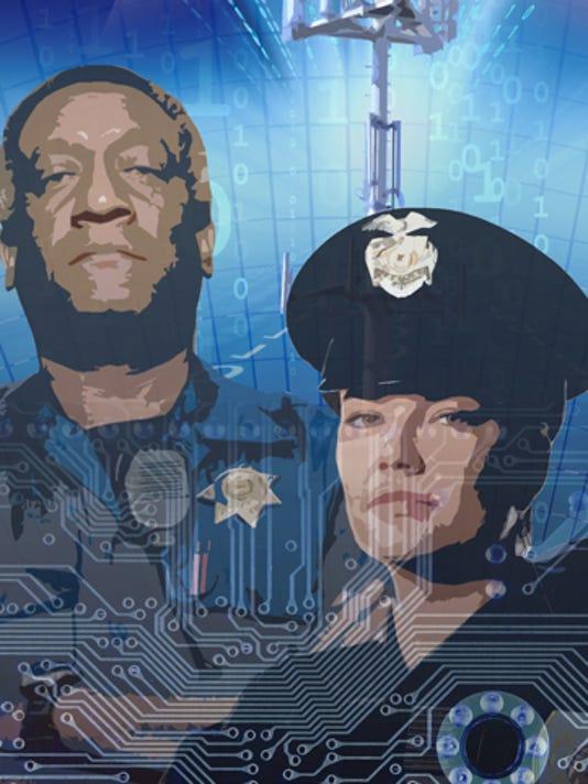 Cops-Tile