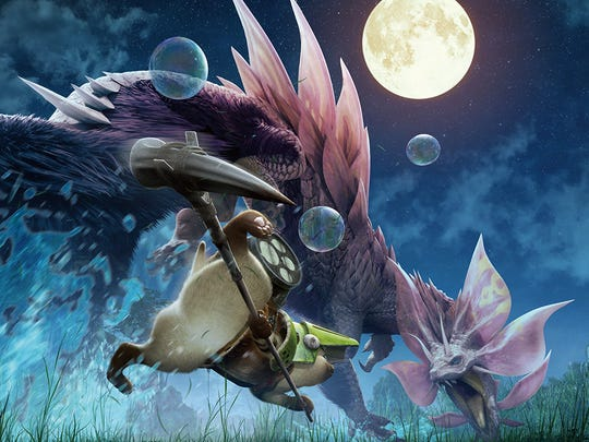 """You can do Prowler quests as a Palico in """"Monster Hunter Generations."""""""