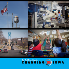 Changing Iowa wants your ideas on how to react to the state's biggest shifts