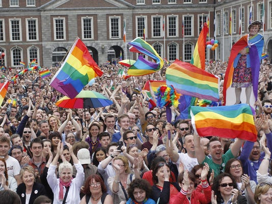 Ireland Gay Marriage_Fran