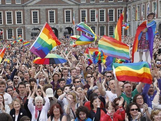 Ireland Gay Marriage_Fran