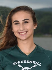 Amanda Izold, Spackenkill High School.