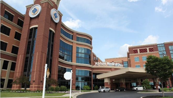 Atrium Medical Center in Middletown has purchased land in Liberty Township for a new building to house a primary care facility.