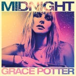 "Grace Potter releases her solo album ""Midnight"" Aug. 14."