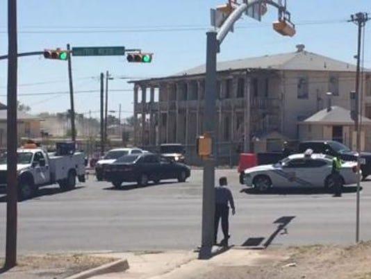 Active shooter El Paso VA  video still