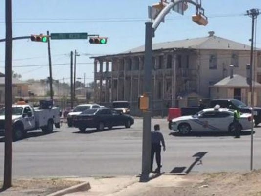 Active shooter El Paso VA  video still
