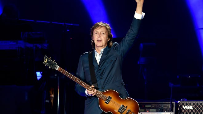 Paul McCartney will headline Chicago's Lollapalooza in August.