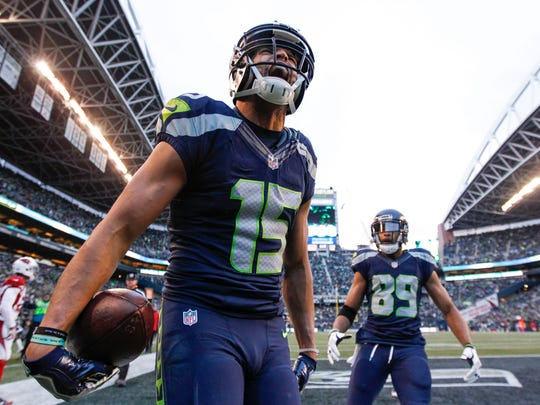 Jermaine Kearse had little to celebrate in 2016, catching just 41 passes.