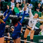 MSU volleyball stunned by Arizona, ousted from NCAA tournament