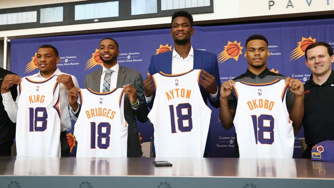 The Phoenix Suns fared very well in the 2018 NBA draft, according to the NBA draft grades of some writers and analysts.