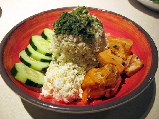 Review Zoes Kitchen Brings Mediterranean Flavors