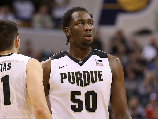 There has been little denying Purdue's Caleb Swanigan so far this season.