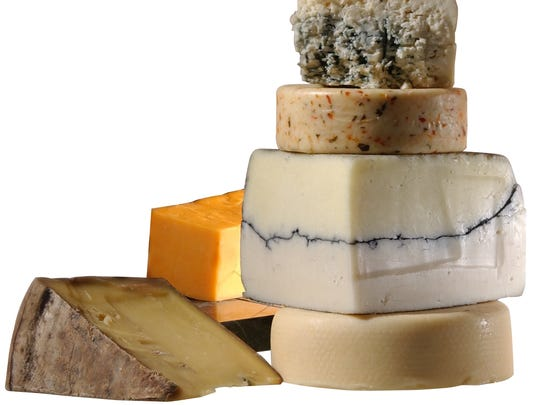 A feast of Wisconsin cheeses can be sampled at the Curds & Kegs at the West Allis Farmers Market.