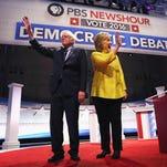 Photos: The Sixth Democratic debate