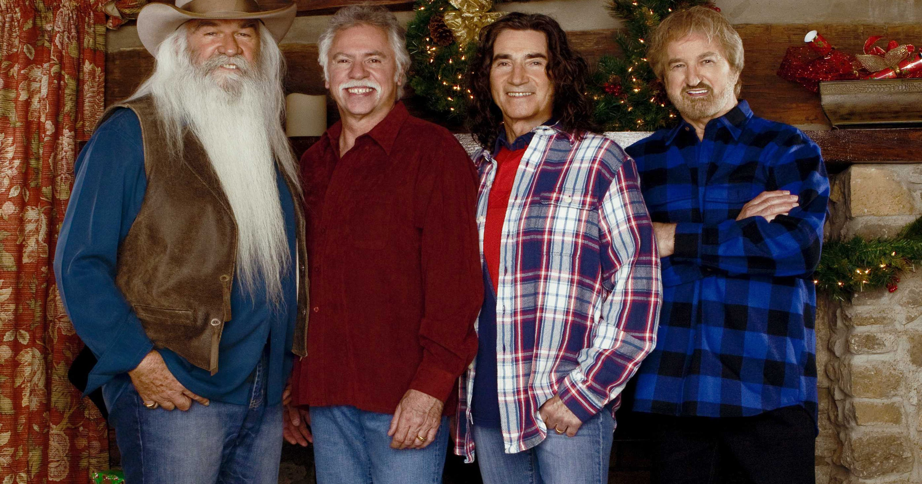 Reinventing the holidays with the Oak Ridge Boys