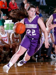 Jackie Jarvis was a driving force behind Fowlerville's run to its first regional championship game in girls basketball.