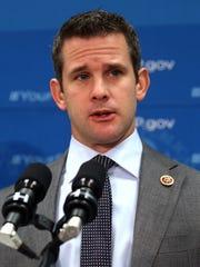 U.S. Rep. Adam Kinzinger, R-Illinois