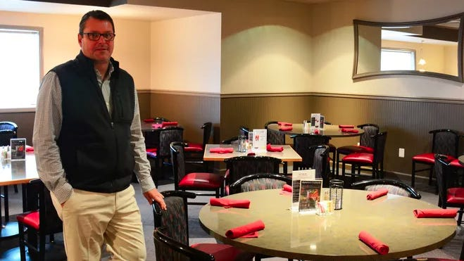 John Flannery, owner of John Allison House in Greencastle and a Franklin County commissioner, said his customers have continued to support the business during the pandemic, but state COVID-19 regulations have hit the bar and restaurant industry hard.