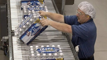 Businesses using trillions of gallons of Michigan ground water
