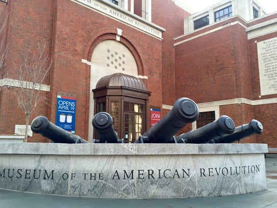 The long-awaited Museum of the American Revolution
