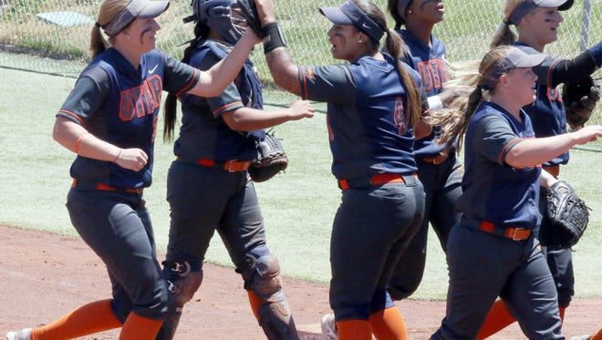 The UTEP team will play NMSU on Tuesday.