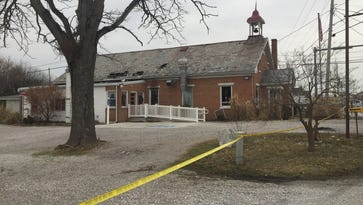 Overnight fire at Little Red Schoolhouse leaves severe interior damage