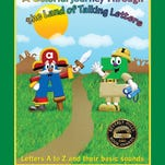 """""""A Colorful Journey Through the Land of Talking Letters,"""" by Salem author Mary Jo Nyssen, is a finalist for the 2015 Beverly Hills Book Award in the category """"Picture Books Ages 4-8."""""""