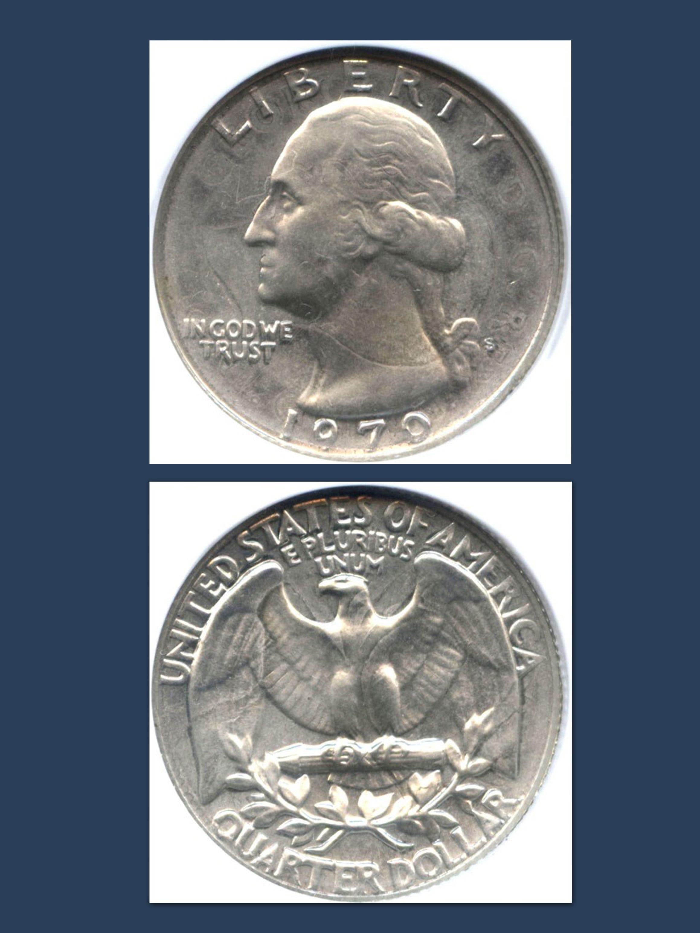 CANADA 1970 Circulated Hard to Find 25¢ Quarter