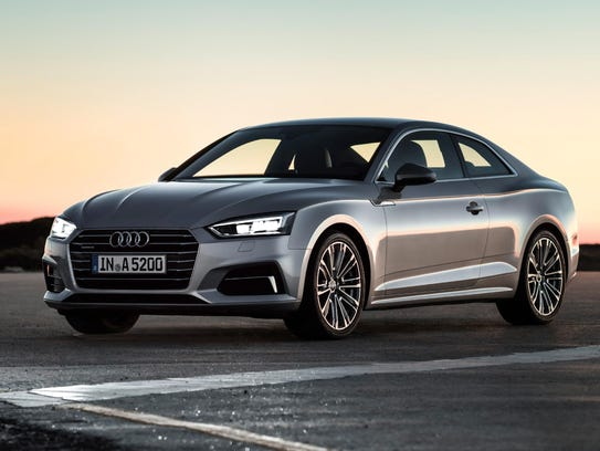 Auto Review 2018 Audi A5 Coupe