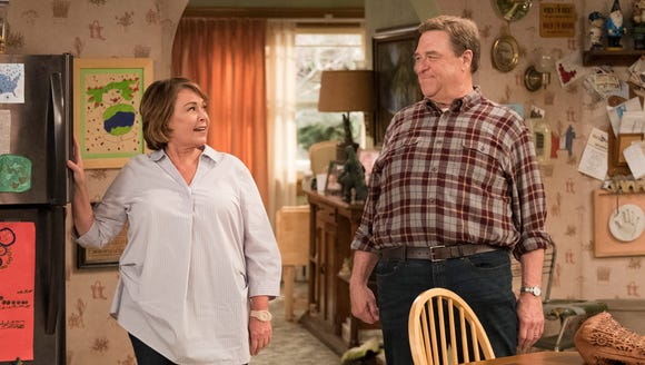 Roseanne (ABC, 10 seasons): The revival of the popular