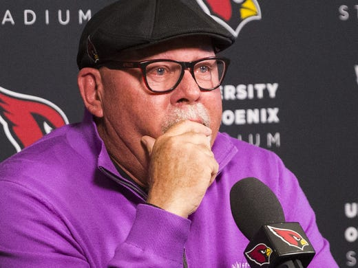 Report: Tampa Bay Buccaneers to hire Bruce Arians as head ...