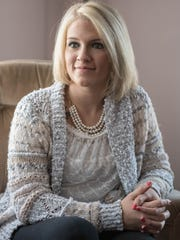Thereasa McGill, 25, speaks about her recovery and