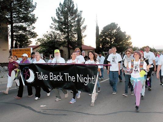 Take Back the Night Alamogordo
