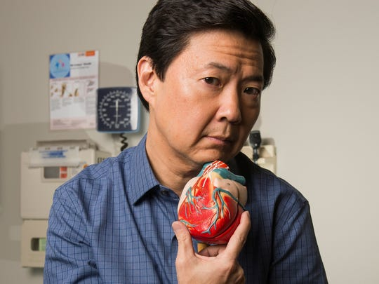 Mr. Ken Porn - Ken Jeong, a medical doctor in real life, plays a doctor