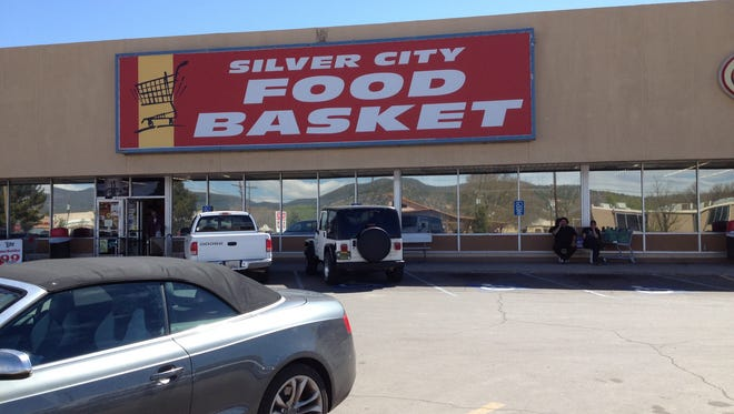 The Food Basket in Silver City, seen on Sunday, is just one of the many successful businesses operated by W&N Enterprises.