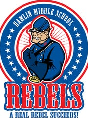 Community concerns have prompted Hamlin Middle School to swap out its mascot: a Rebel clad in a Confederate Federal blue uniform.  District spokeswoman Leanne Winkler Libby said feedback from a variety of community members led to the change.