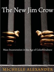 """The New Jim Crow — Mass Incarceration in the Age of Colorblindness"" by Michelle Alexander"