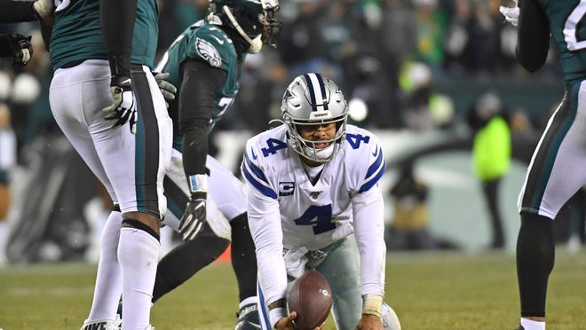 Dallas Cowboys quarterback Dak Prescott still doesn't have the long-term deal he's been seeking, but that's just one of a handful of important things weighing on the team this season.