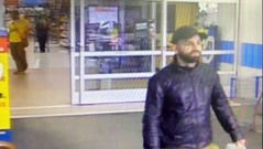 Police are hoping to talk to the man in the photo taken from surveillance video in Wisconsin Rapids.
