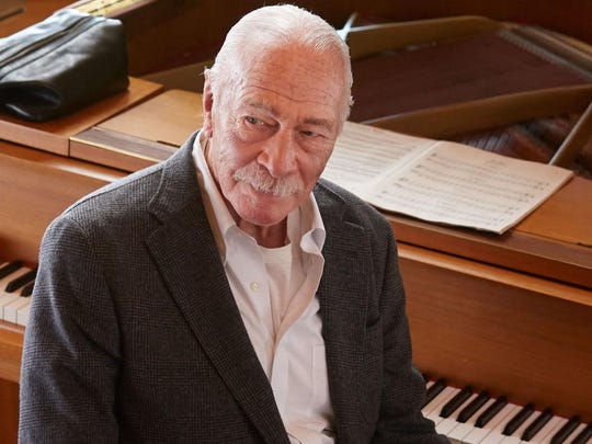 "Christopher Plummer stars in ""Remember,"" playing a man suffering from dementia."