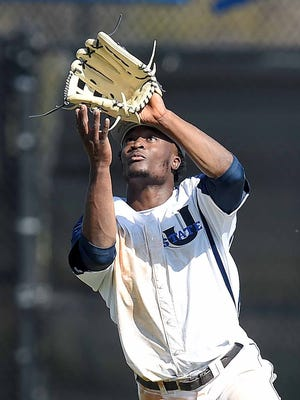Jackson State's C.J. Newsome had one RBI against Southern Tuesday in New Orleans
