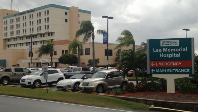 Lee Memorial Hospital in Fort Myers.