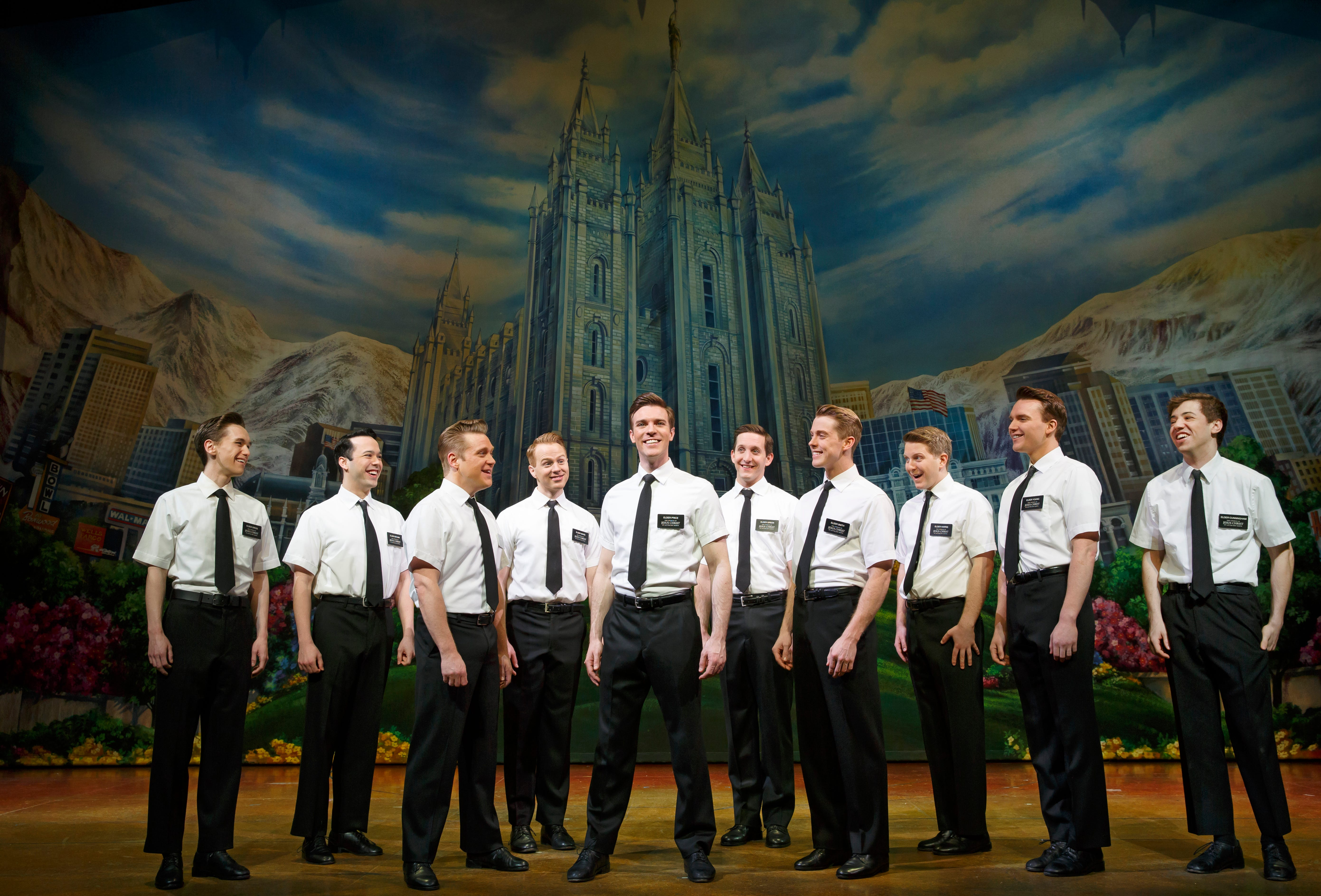 Nifty mormon missionary gay