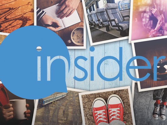 Are you a subscriber? Then you're an Insider!