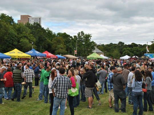 Milwaukee Brewfest returns to the shore of Lake Michigan Saturday.